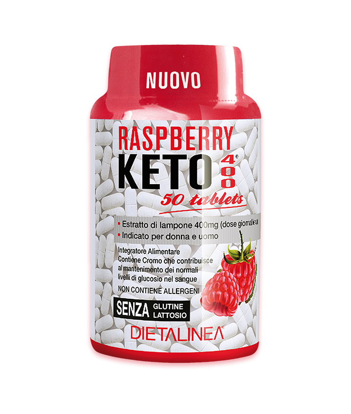 Raspberry Keto 400 tablets