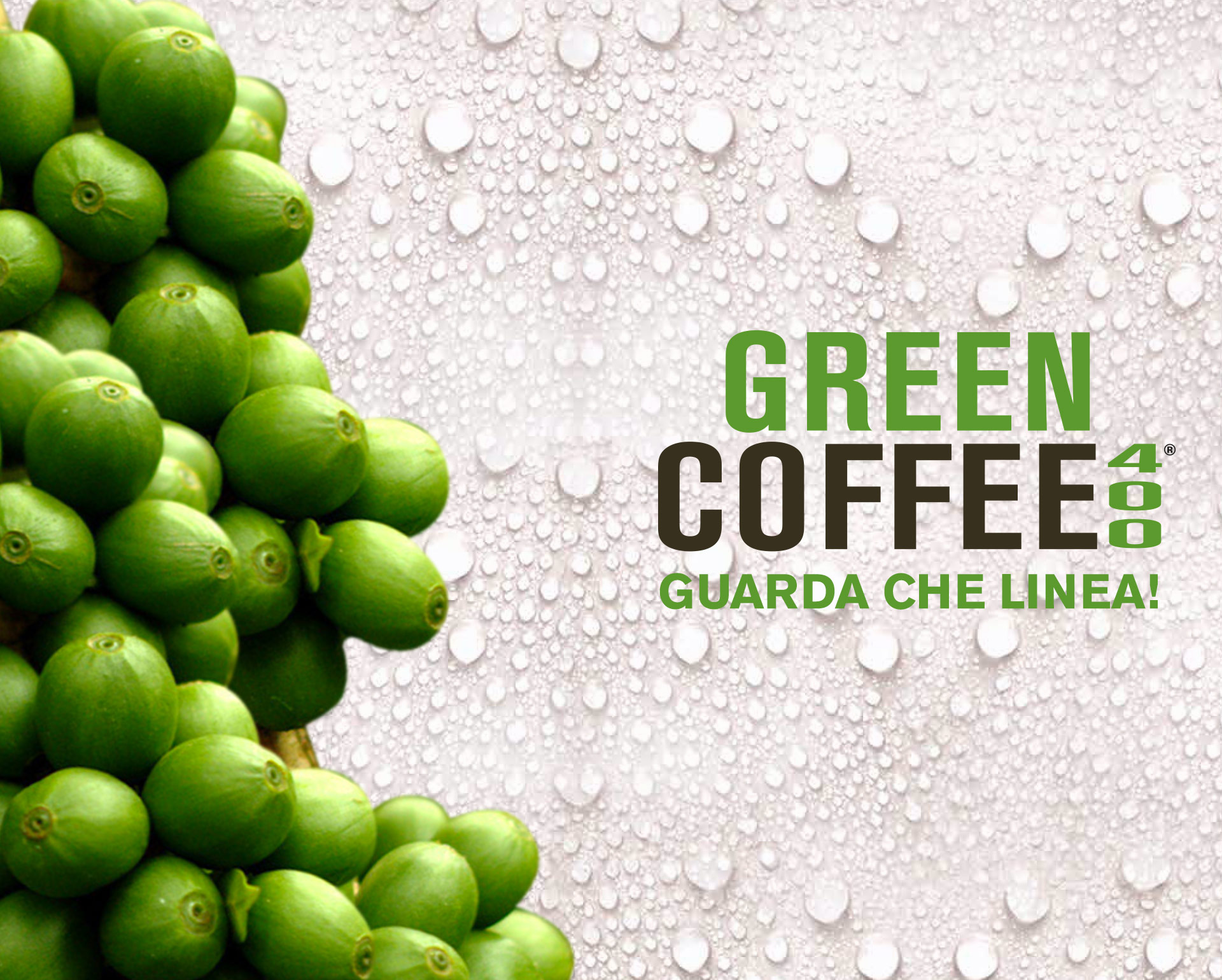 Green Coffee 400