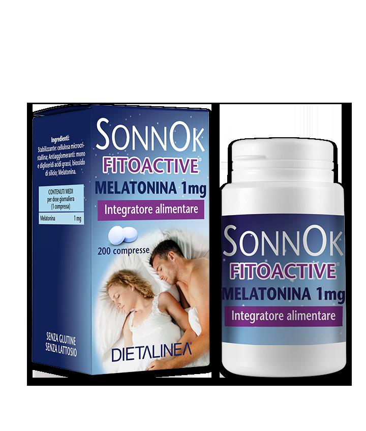 SonnOk Fitoactive Melatonina