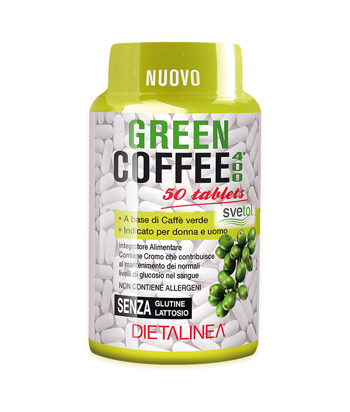 Green Coffee 400 tablets