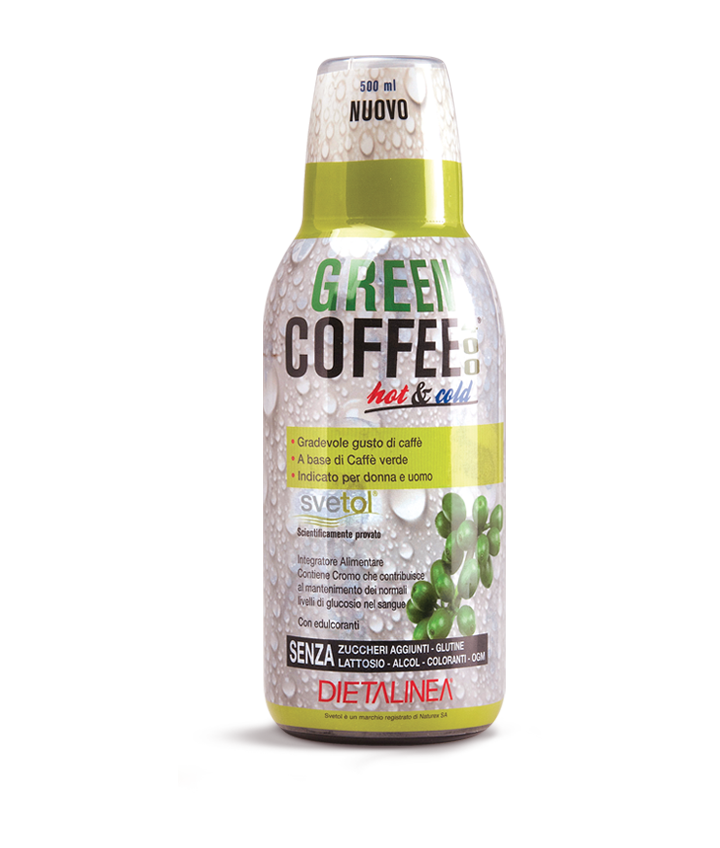 Green Coffee 400 liquid