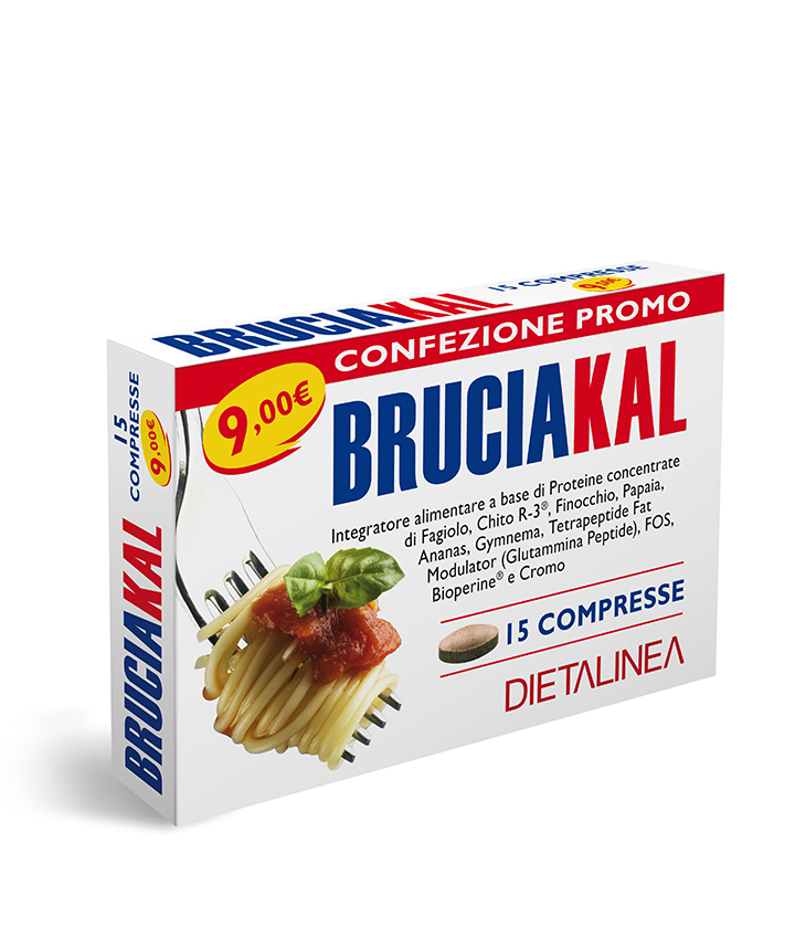 Bruciakal – 15 compresse