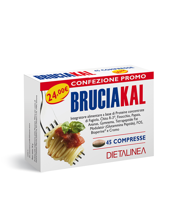 Bruciakal – 45 compresse
