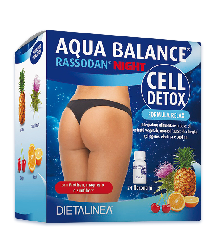 Aqua Balance Rassodan Night