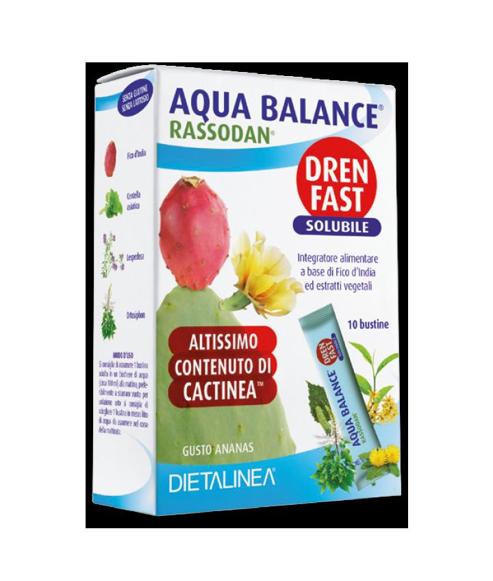 Aqua Balance Dren Fast