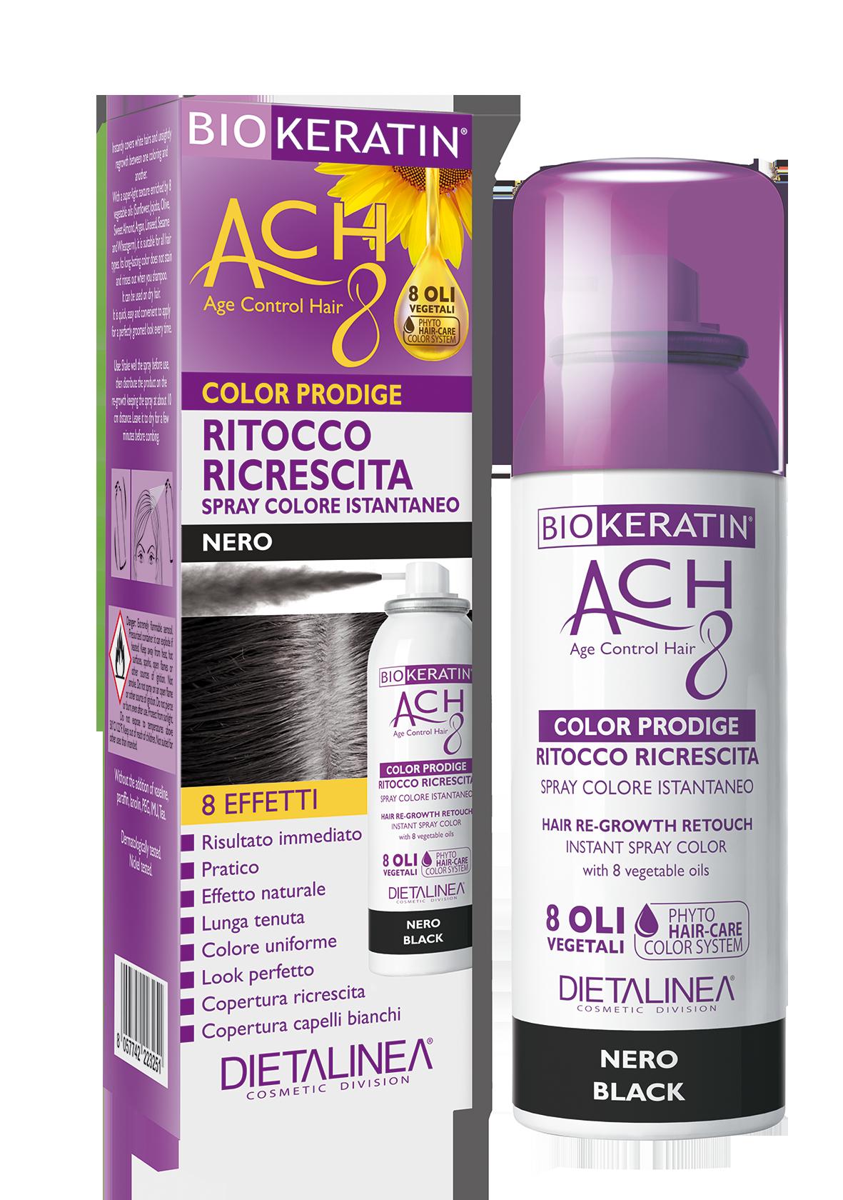 ACH8 Color Prodige Ritocco Ricrescita